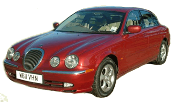 Jaguar S-type Model
