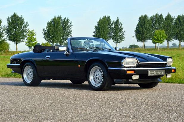 Jaguar Xjs Part