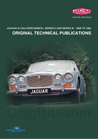 XJ6 Factory Service Repair Manual